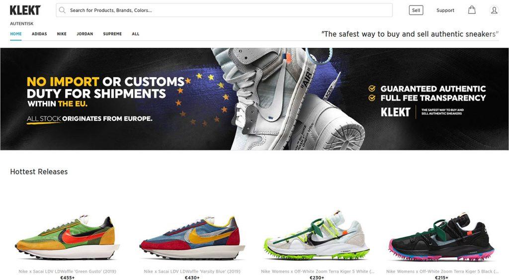 Sneakers rares, où les acheter ?